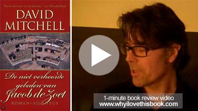 De niet verhoorde gebeden van Jacob de Zoet – David Mitchell