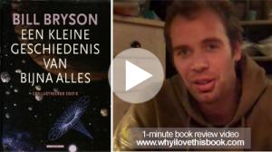 Een kleine geschiedenis van bijna alles – Bill Bryson