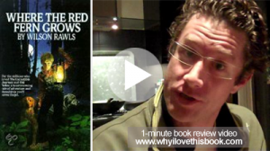 Where the Red Fern Grows – Wilson Rawls