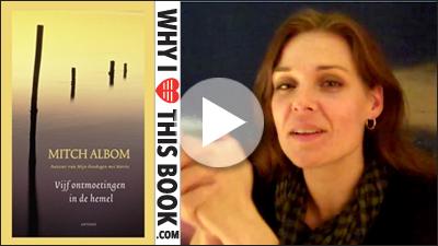 Ineke over Vijf ontmoetingen in de hemel – Mitch Albom