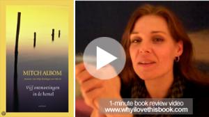 Vijf ontmoetingen in de hemel - Mitch Albom