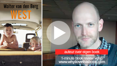 Walter van den Berg over zijn boek: West