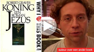 Jean-Marc van Tol over Koning Jezus – Robert Graves