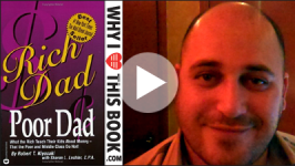 Ohad on Rich Dad, Poor Dad  Kiyosaki &amp;Lechter