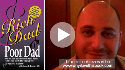 EXPERIMENT IN ENGLISH: Rich Dad, Poor Dad - Robert Kiyosaki & Sharon L. Lechter