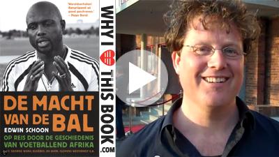 Edwin Schoon over zijn boek: De macht van de bal