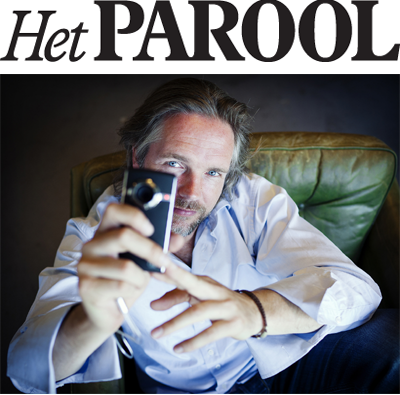 Why I Love This Book in het Parool