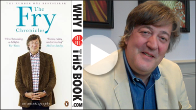 Stephen Fry on his book The Fry Chronicles