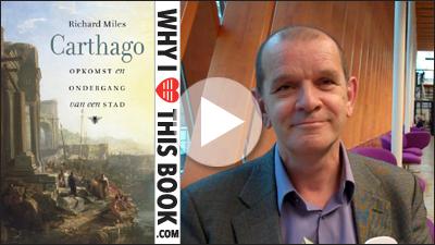 Cees over Carthago, opkomst en ondergang van een stad - Richard Miles