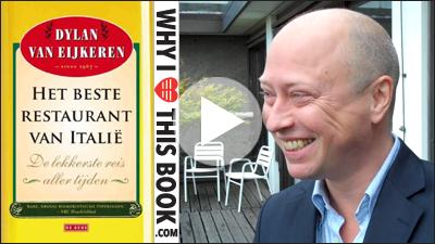 Dylan van Eijkeren over zijn boek Het beste restaurant van Italie