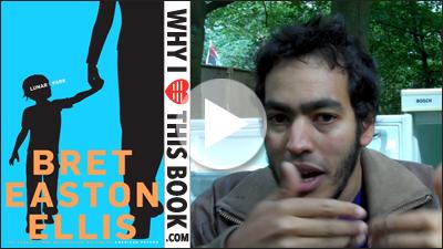 Johan Fretz over Lunar Park - Bret Easton Ellis