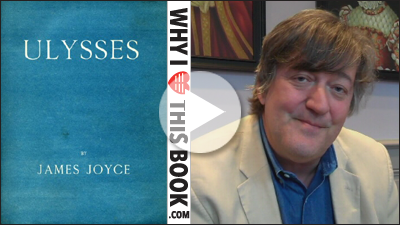 Stephen Fry on Ulysses &#8211; James Joyce&#8230;