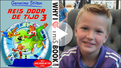 Thibaut over Reis door de tijd 3 - Geronimo Stilton