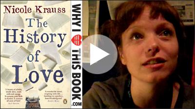 Joni over De geschiedenis van de liefde - Nicole Krauss