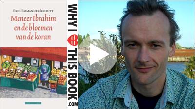 Erik over Meneer Ibrahim en de bloemen van de Koran – Eric-Emmanuel Schmitt