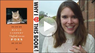 Alma Mathijsen over Dagboek van een poes - Remco Campert
