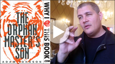 Adam Johnson on his book The Orphan Master's Son