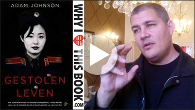 Adam Johnson over zijn boek Gestolen leven