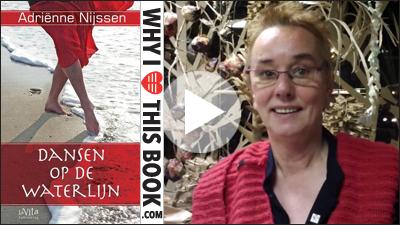 Adriënne Nijssen over haar boek Dansen op de waterlijn