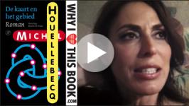 Boekenbal video – Heleen van Royen over De kaart en het gebied – Michel Houellebecq