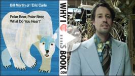 Jelle over IJsbeer, ijsbeer, wat hoor jij daar? – Bill Martin & Eric Carle