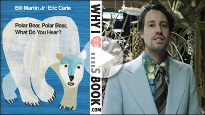 Jelle over IJsbeer, ijsbeer, wat hoor jij daar - Bill Martin