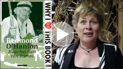 Karin over Naar Het Hart Van Borneo - Redmond O'Hanlon