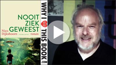 Nico Dijkshoorn over zijn boek Nooit Ziek Geweest