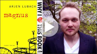 Arjen Lubach over zijn boek Magnus