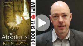 John Boyne over zijn boek De witte veer