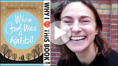 Sarah Winman on her book When God Was A Rabbit