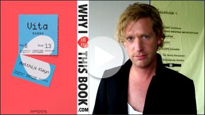 DWDD Jakhals Thijs (Matthijs Kleyn) over zijn boek Vita