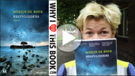 Isolde Hallensleben over Nestvlieders – Merijn de Boer