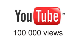 100.000 Youtube views
