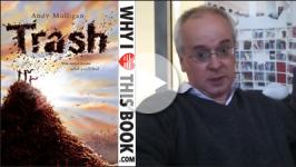 Andy Mulligan over zijn boek Trash