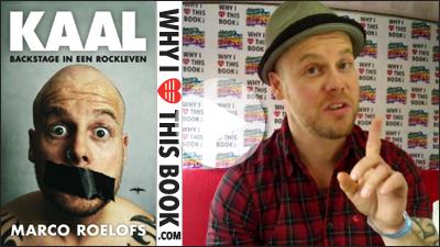 Marco Roelofs (Heideroosjes) over zijn boek Kaal