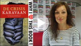Miryanna van Reeden over De crisiskaravaan - Linda Polman