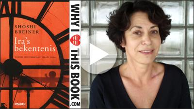 Shoshi Breiner over haar boek Ira's bekentenis