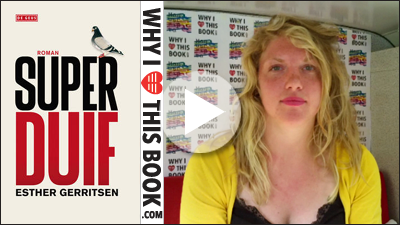 Simone over Superduif - Esther Gerritsen