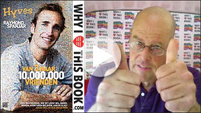 Vincent Everts over Van 3 naar 10.000.000 vrienden - Raymond Spanjar