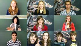 PLAYLIST – De scholieren van Wico Campus St. Jozef, Lommel, Belgie over hun favoriete boeken