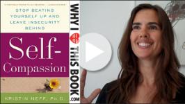 Kristin Neff on her book Self-Compassion