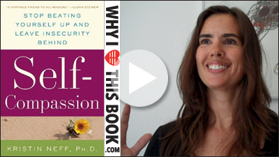 Kristin Neff on her book Self-Compassion