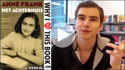 Alexandru over Het Achterhuis - Anne Frank
