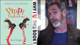Chris Meade on Pippi Longstocking - Astrid Lindgren