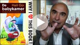 Halil Gur over zijn boek De babykamer