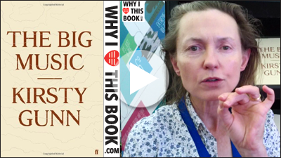 Kirsty Gunn on her book The Big Music