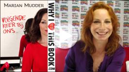 Marian Mudder over haar boek Volgende keer bij ons