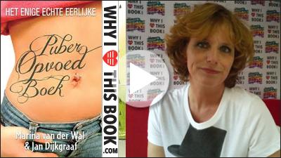 Marina Van Der Wal over haar boek Het enige echte eerlijke puberopvoedboek