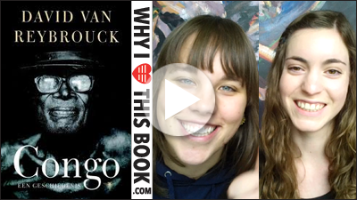 Laura & Joke over Congo - David Van Reybrouck